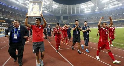 Thailand lifts Suzuki Cup