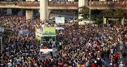 Unlike Zico, Prayut scores an own goal