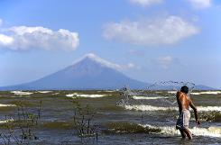 Protests as Nicaragua launches ambitious canal