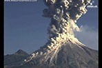 Mexico's Volcano of Fire erupts again