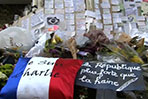 French MPs pay homage to Charlie Hebdo