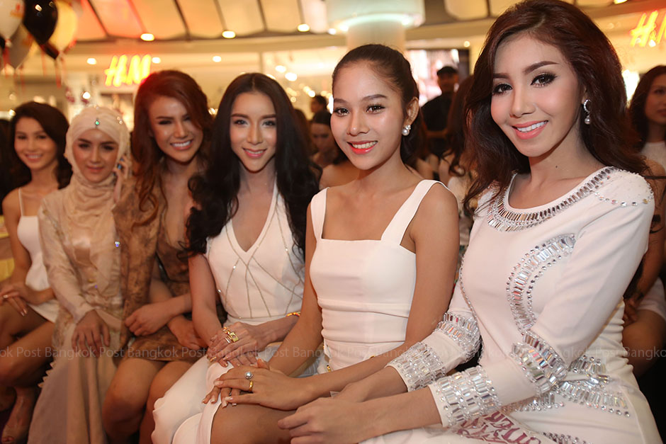 Decades ago, some might have said Thai women are the most beautiful in the country. Now, Thai transsexuals have arguably taken over the helm. Miss Tiffany's Universe, an annual beauty contest for Thai transsexuals, will kick off at Central World on March 25, 2015. Thirty contestants will be picked to compete in the final round.