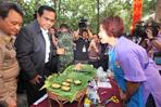 Prime Minister Prayut in Chiang Mai