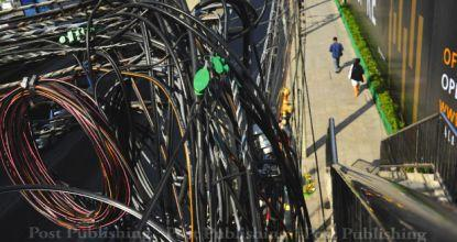 Bangkok's ugly wires may go underground (photos) | Bangkok ... on