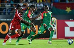 More glory for Le Roy as Congo qualify
