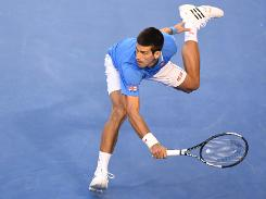 Confident Djokovic ready for Wawrinka challenge