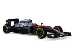 F1 team McLaren unveil Honda-powered MP4-30