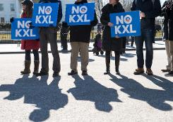 US Senate approves controversial Keystone pipeline