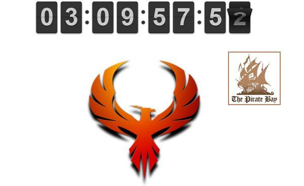 Pirate Bay to rise again Sunday