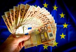 Eurozone deflation accelerates to record low in January