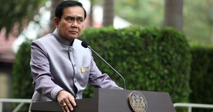 Prayut demands peace and quiet