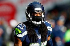 Sherman's call if baby arrives on Super Bowl Sunday: coach