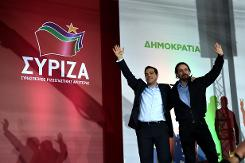 Buoyed by Greek vote, Spain's Podemos calls mass rally