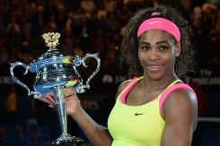 Serena turns 'racquet and a dream' into 19 Slams