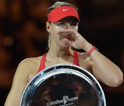Sharapova still haunted by Williams jinx