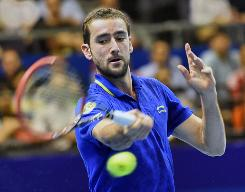 US Open champion Cilic out of Zagreb