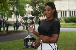 Evergreen Serena hungry for more Slams
