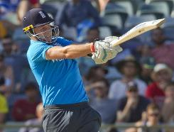 Australia beat England in cricket ODI