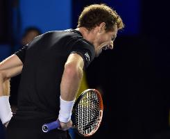 Murray fights back to level Open final at 1-1