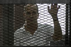 Egypt frees jailed Australian reporter Greste