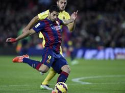 Neymar, Messi lead Barca fightback against Villarreal