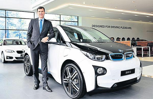 Electric Vehicles In Spotlight Bangkok Post Business
