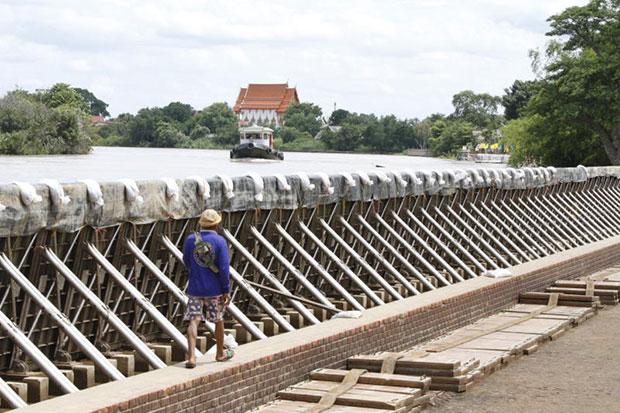 Danish Ambassador wants to prevent flooding
