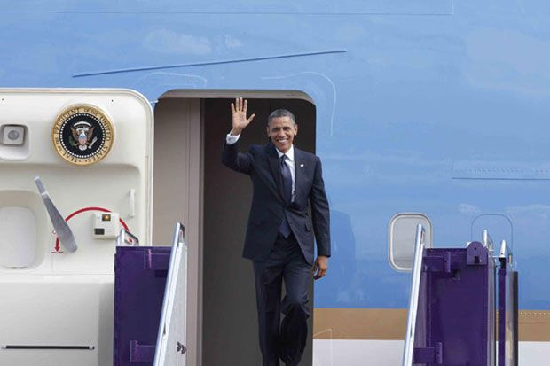Obama: Thailand is partner & ally
