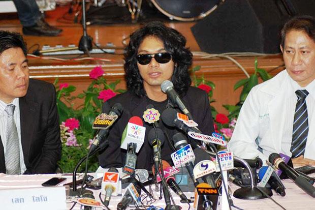 Sek Loso sued for defaming MD