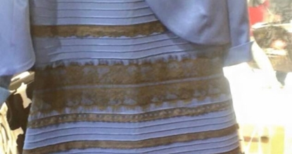 A dress divides the world: What colours are they, anyway? (UPDATED)