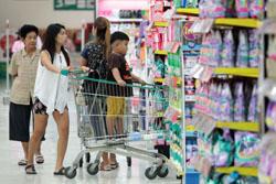 Consumption fall 'surprising'