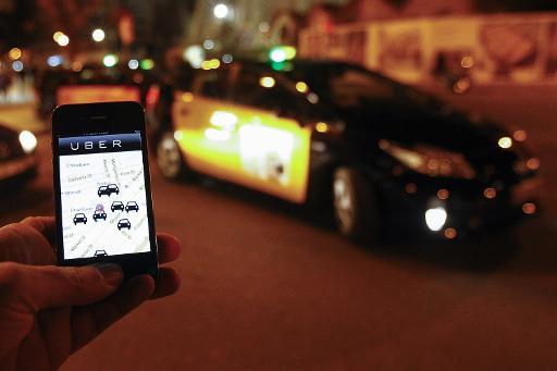 Uber discloses data breach