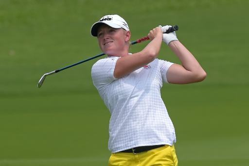 Costly mistakes cut LPGA Thailand lead for Lewis