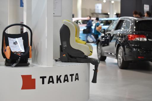 Takata to double output of replacement airbags