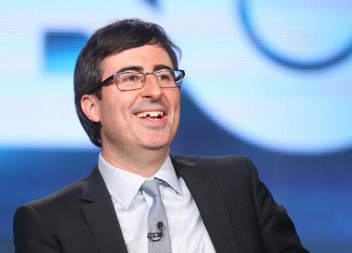 John Oliver, the British comedian spurring America to action