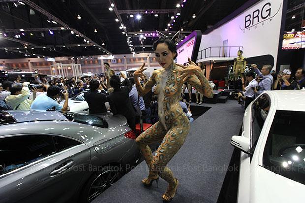 motor show  u0026 39 pretties u0026 39  overheat culture ministry