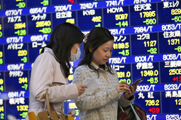 Asean markets mixed, Europe slides at open