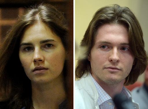 Italy clears Knox and Sollecito of Kercher murder