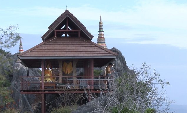 'Unseen' temple in Lampang