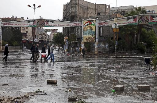IS storms Palestinian refugee camp in Syria capital
