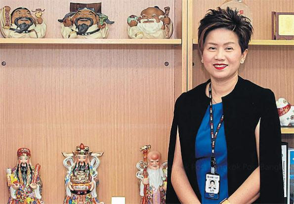 Sayumrat Maranate, head of business banking at UOB Thailand. Image: Bangkok Post