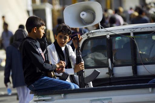 Ex-Yemen leader urges rebel allies to heed UN, pull back