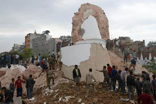 Nepal quake deals heavy blow to cultural heritage
