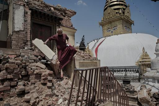 Red tape delays Nepal quake disaster aid