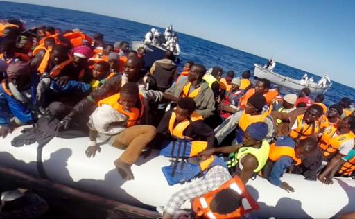 Over 3,400 migrants rescued in Mediterranean