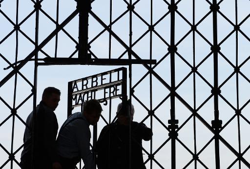 Merkel to join Holocaust survivors to mark Nazi camp's liberation
