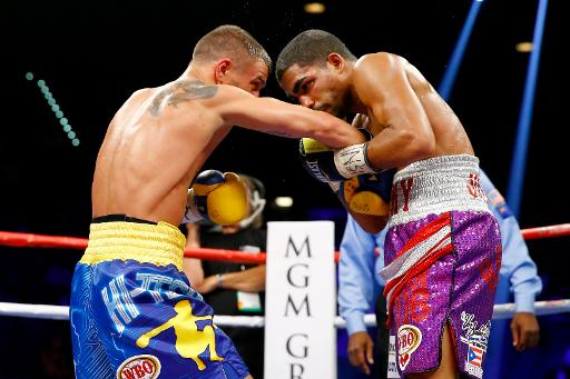 Knockout win for Lomachenko on mega-fight undercard