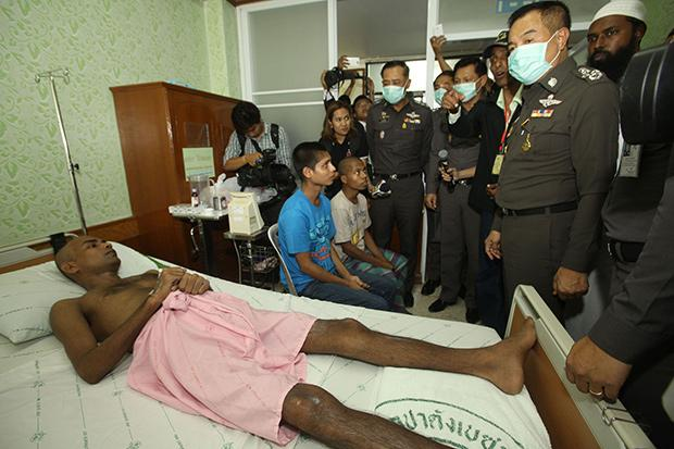 Security increased for Rohingya trafficking witnesses