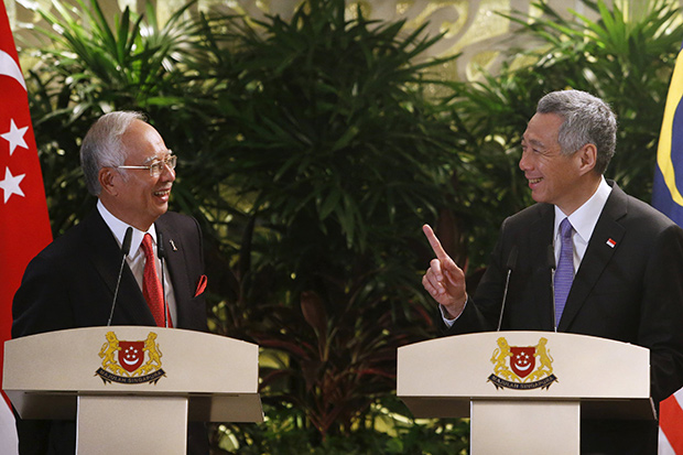 Malaysia, Singapore delay high-speed rail project
