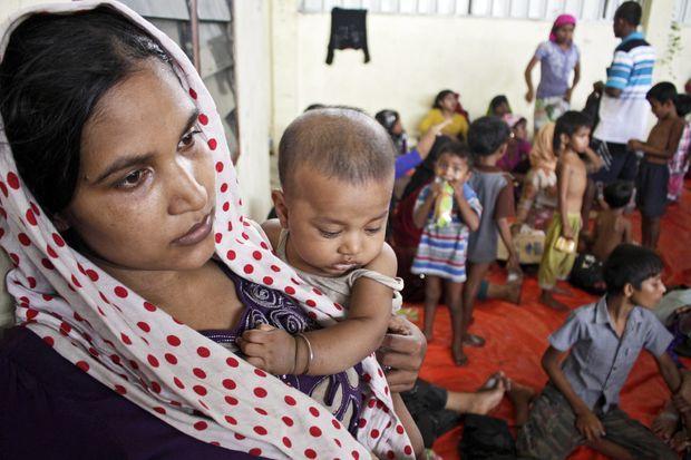 Myanmar slams meet, hints at snub
